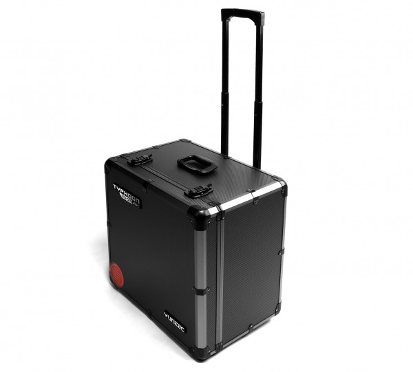 Q500 Trolley Case, Aluminum