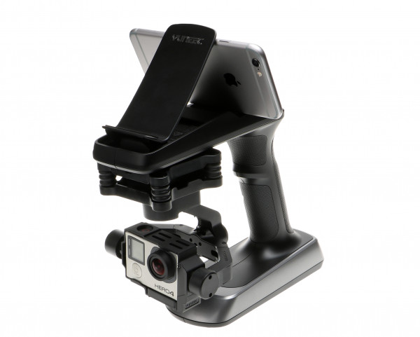 Steadygrip G for GoPro (8x battery - UK Version)