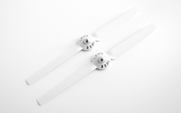 "Q500 Propeller ""B"", white (2 pcs.)"