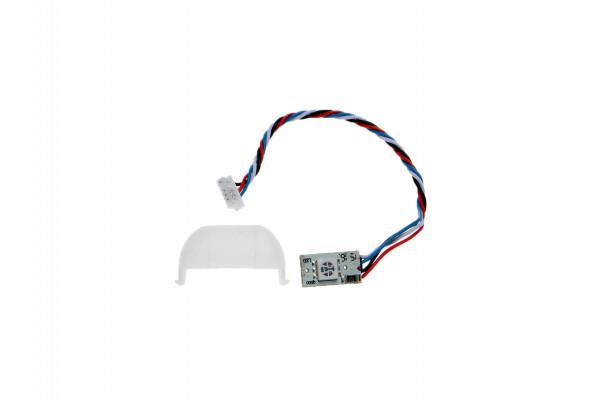 Q500 Haupt-LED und Abdeckung