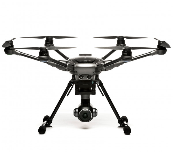 Typhoon H Plus with Intel® RealSense™ and Backpack (EU Version)