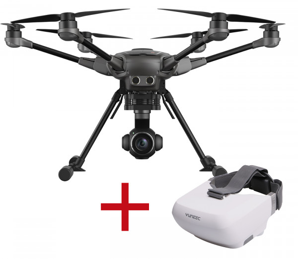 REFURBISHED - Typhoon H Plus + Skyview