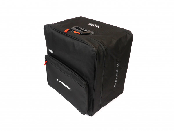 Backpack for Typhoon 4K in aluminum case